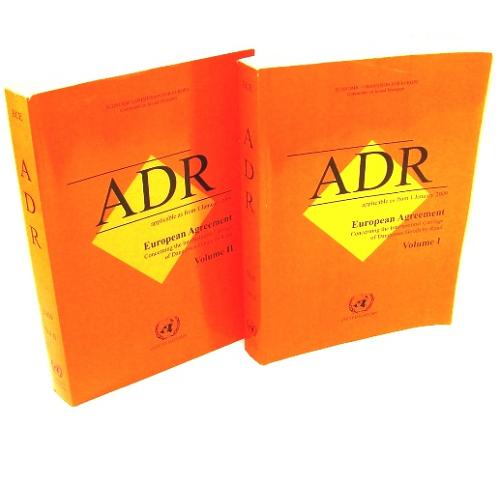 Accord européen pour le transport terrestre (ADR)