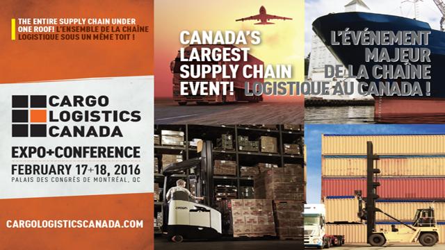 Expo et Conférence Cargo Logistics Canada
