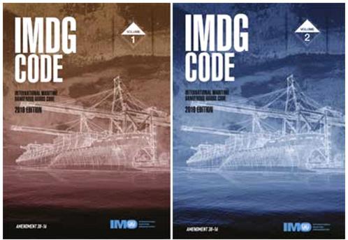 Code maritime international IMDG