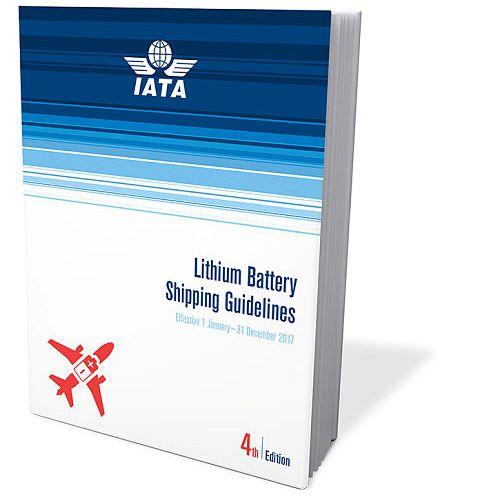MANUEL BATTERIES LITHIUM IATA