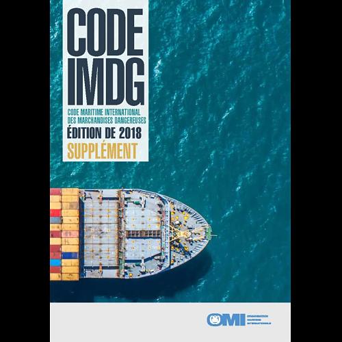 Supplément Code maritime International IMDG