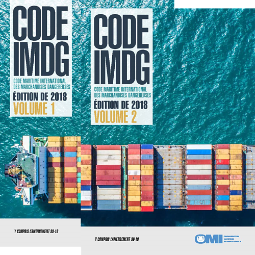 International Maritime Dangerous Goods Code (IMDG)