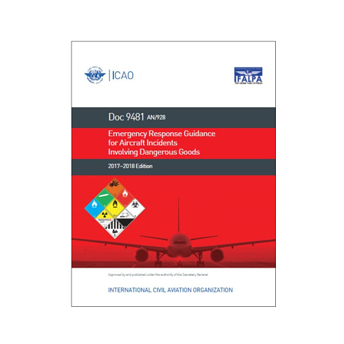 ICAO Emergency Response Guidance