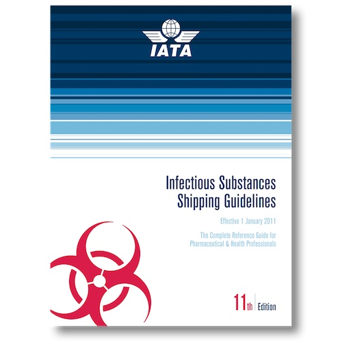 IATA Infectious shipping guidelines