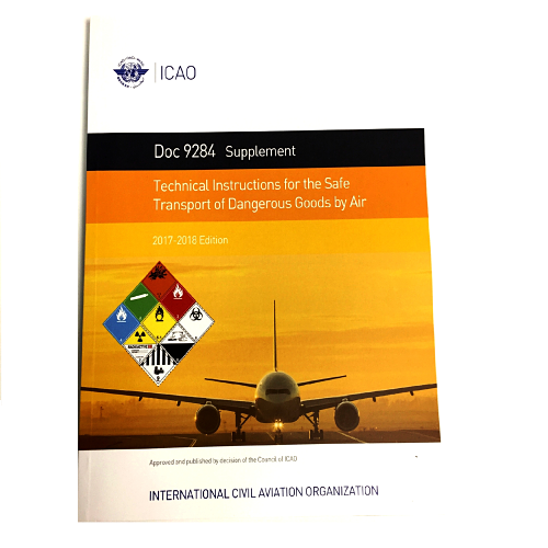 ICAO Supplement to the Technical Instructions