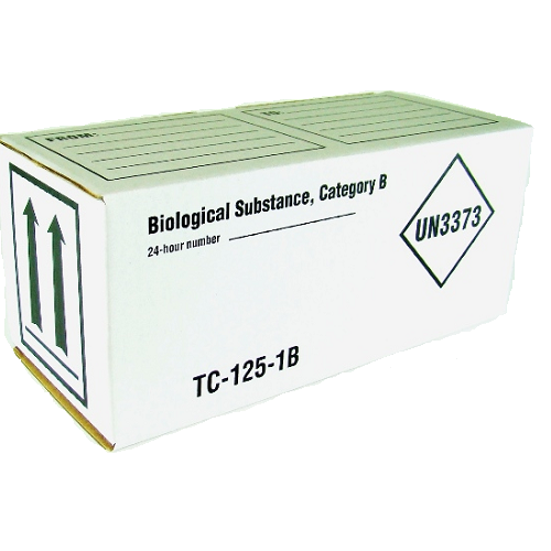 Ambient Box Biological Substance Category B (02-AMB944)