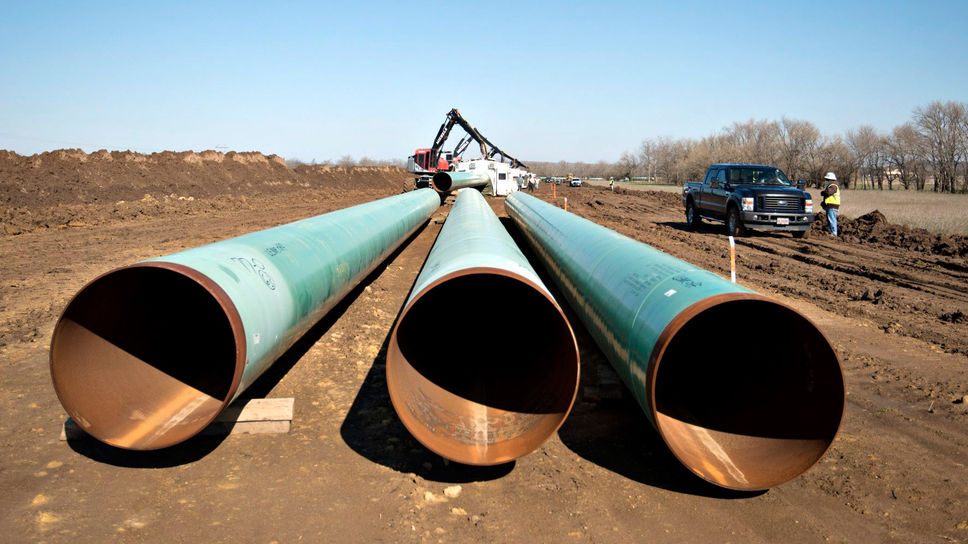 Ottawa says yes to the pipelines