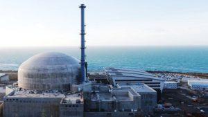 Explosion dans une centrale nucléaire en France
