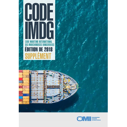 Supplément Code maritime International IMDG