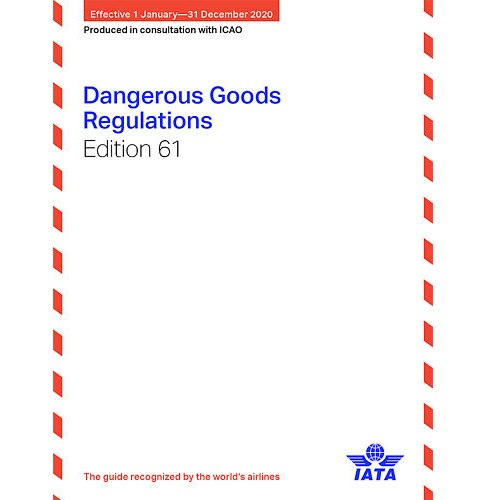 EDGR – IATA Regulations Download