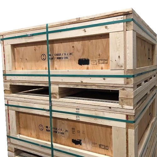 Wooden crates – UN certified