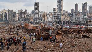 Le nitrate d'ammonium, à l'origine de l'explosion de Beyrouth