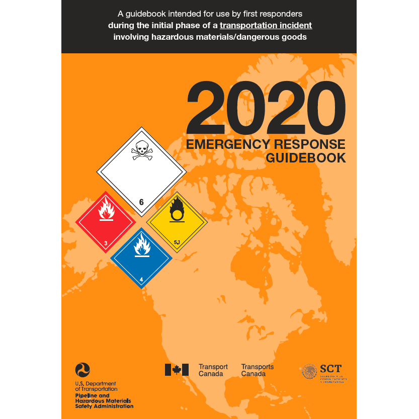 Emergency Response Guidebook 2020 Edition