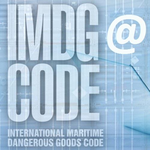 International Maritime Dangerous Goods Code (IMDG CODE) – Electronic version