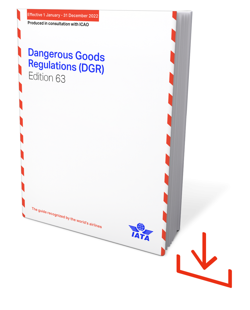 EDGR – IATA Regulations Download
